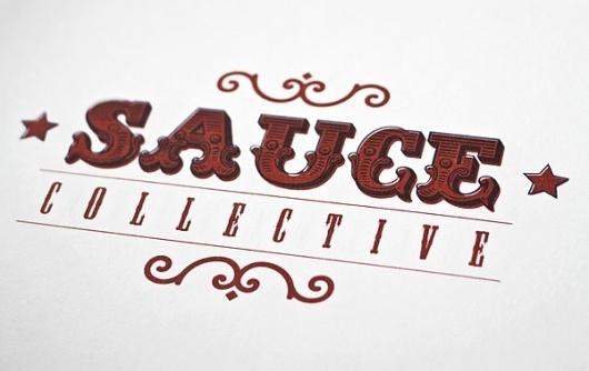 sauce_title_print1.jpg (600×379) #wsa #sauce #print #collective #typography