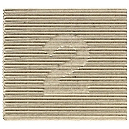MUJI BGM #album #corrugated #sustainability #cover #muji #music #honest #carboard