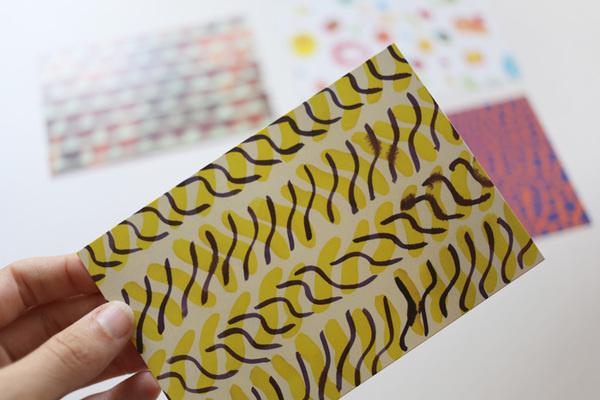 box1 #pattern