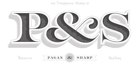 FFFFOUND! | Pagan & Sharp #type