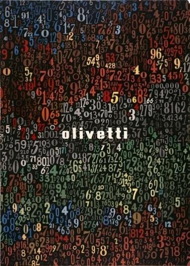 the mehallo blog. beta. » 'Stile Olivetti' #1940s #olivetti #design #graphic