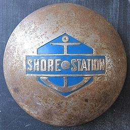 Three Potato Four - Shore Station Boat Trailer Wheel Cap #shore
