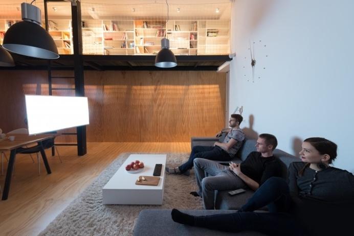 cozy loft #interiordesign