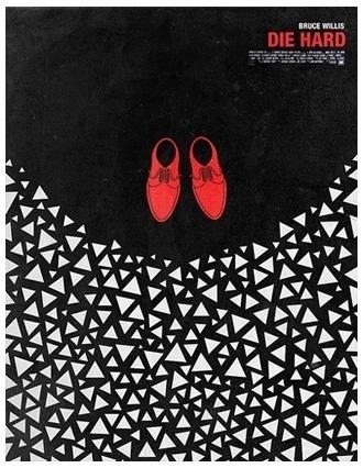 diehard.jpg (JPEG Image, 330×426 pixels) #illustration #moss #olly #poster