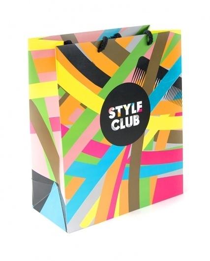 Aad → Style Club #aad #comb #colorful #studio #bag #style #club