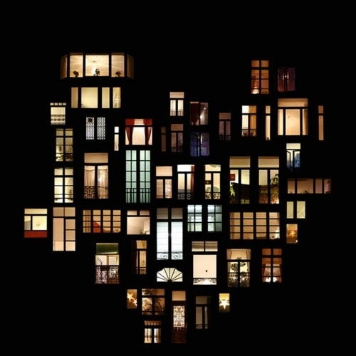 Jay Mug — Window collages by Anne-Laure Maison #photography #art