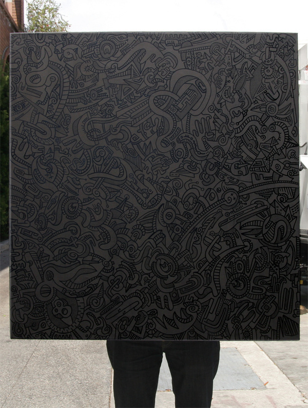 Ugo Nonis Neatorama #ugo #nonis #black #on #art