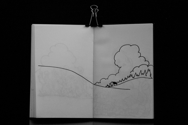 LEVEL END BOSS #sketchbook