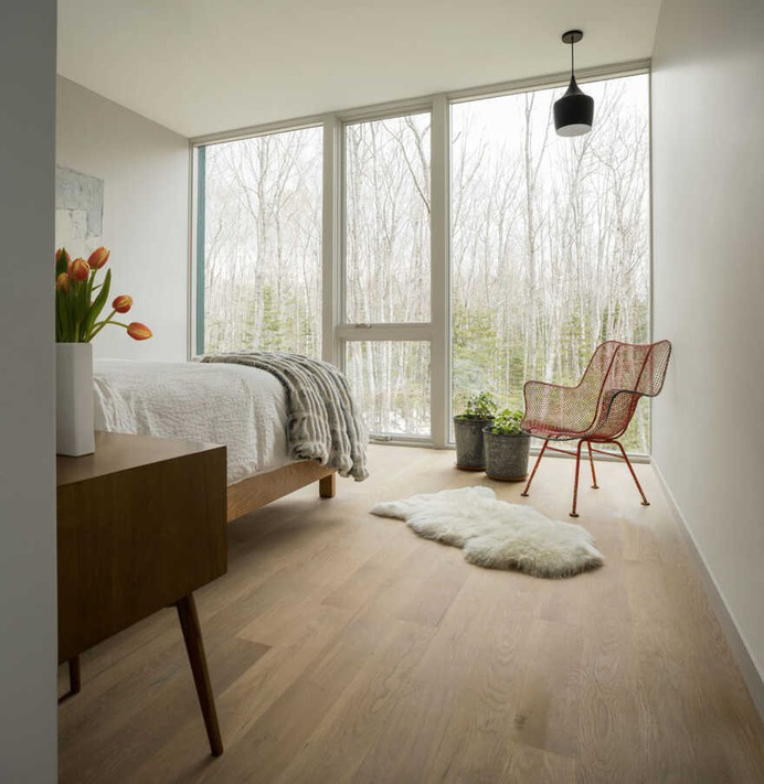 bedroom, Portland / Caleb Johnson Studio