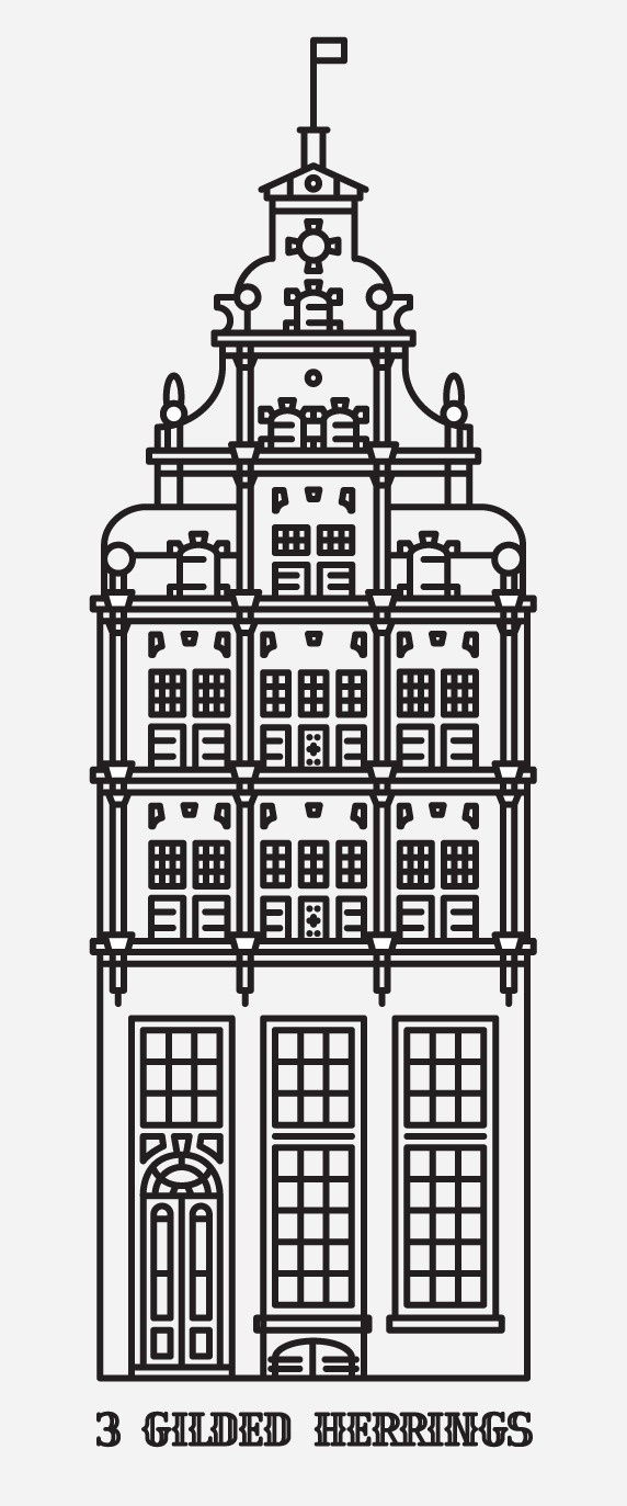 mkn design - Michael Nÿkamp #building #vector #house #windows