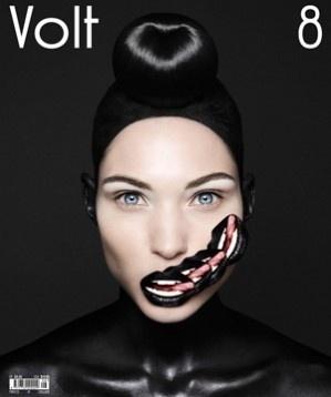 Issue 08 | Volt Café | by Volt Magazine #beauty #design #graphic #volt #photography #art #fashion #layout #magazine #typography