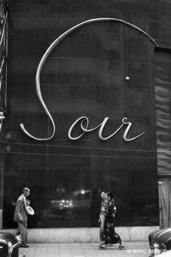 Pinspire - le PinsMARC RIBOUD de Elif Divitcioglu #type #soir #neon