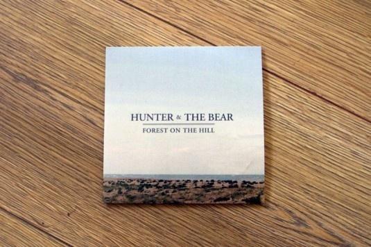Hunter & The Bear #album #ep #folk #hill #the #on #photography #beards #art #forest #cd