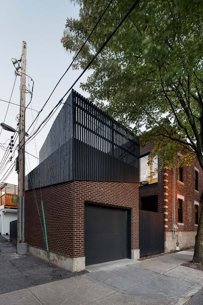Canari House in Montreal / Naturehumaine