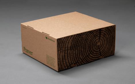 Woodhouse — Heydays #packaging #box #identity #logo #package