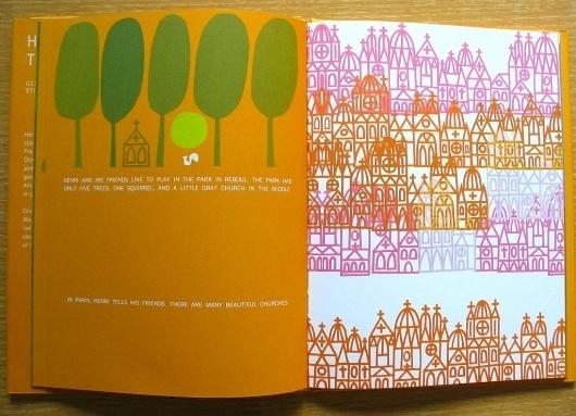 All sizes   Henri's Walk To Paris: 6   Flickr - Photo Sharing! #bass #henris #paris #saul #books #illustration #childrens #to #walk
