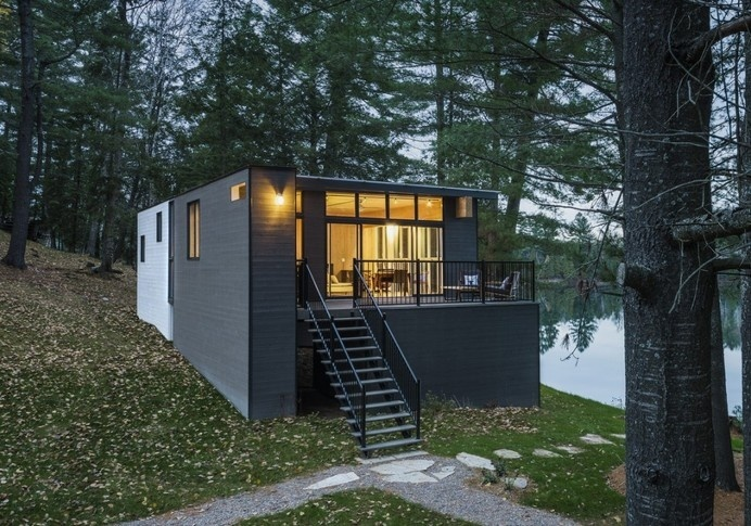 Cross Laminated Timber Cottage