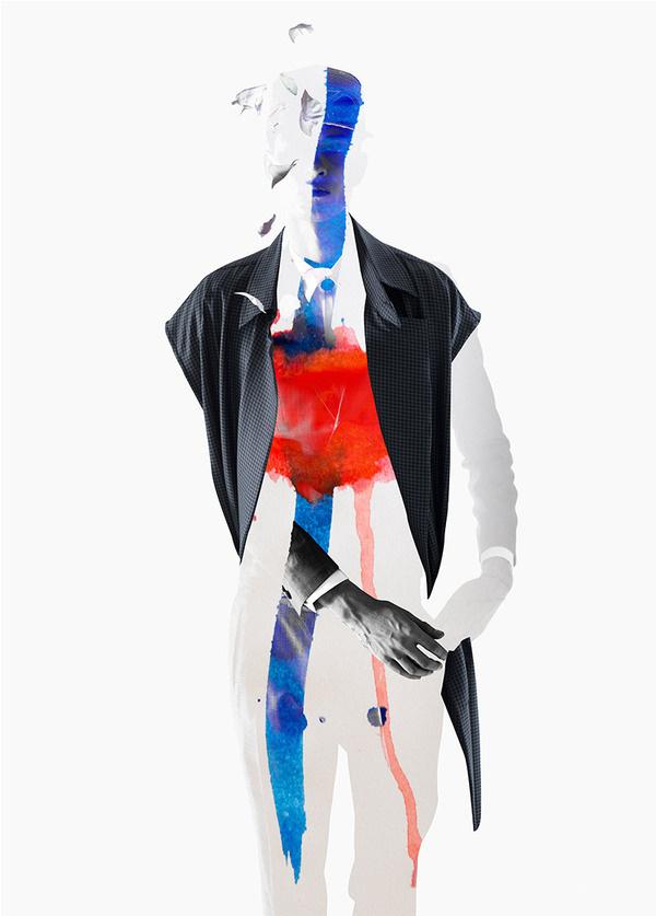 SIXLEE S/S 2014 X ERNESTO ARTILLO LOOKBOOK #fashion #lookbook