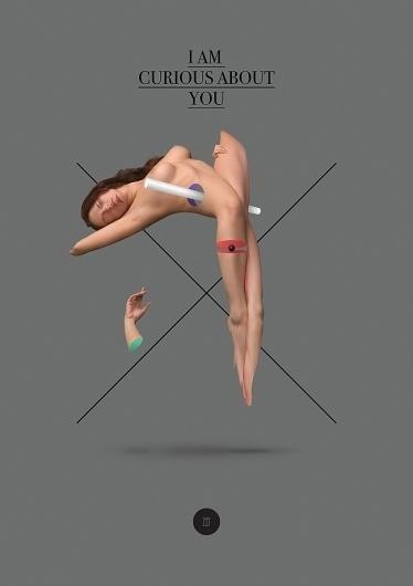 Dimo Trifonov / Multidisciplinary Artist #girl #design #graphic #trifonov #illustration #di #poster #dimo