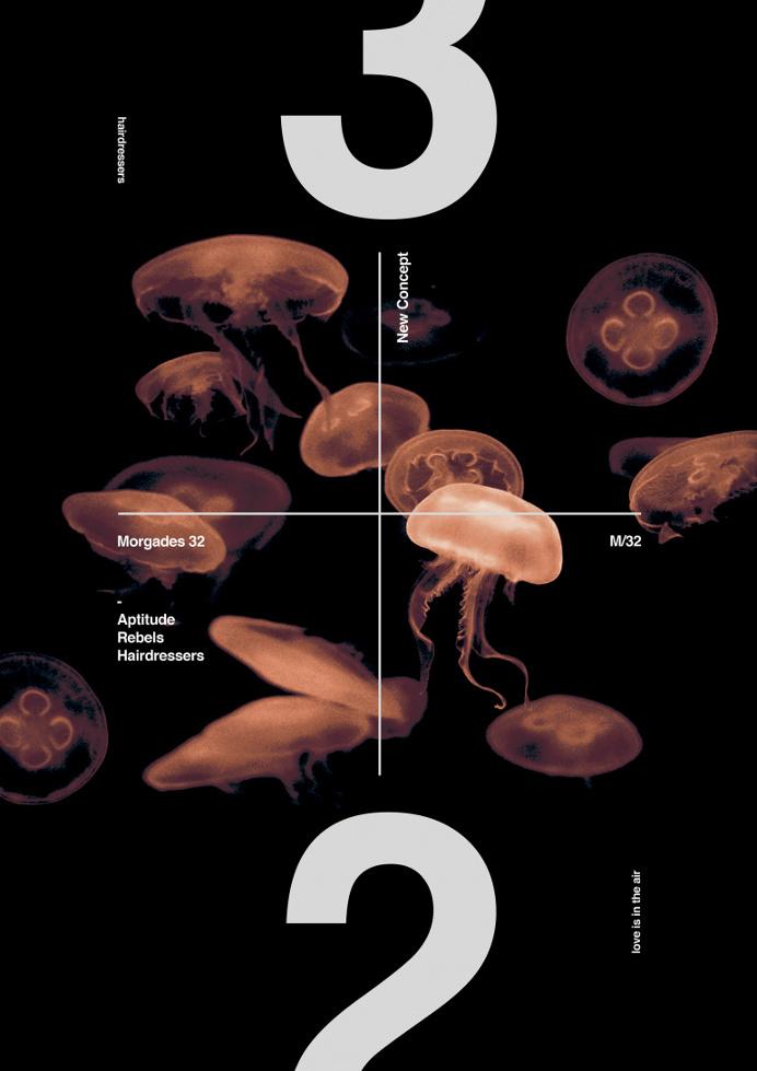 Poster by Xavier Esclusa M32