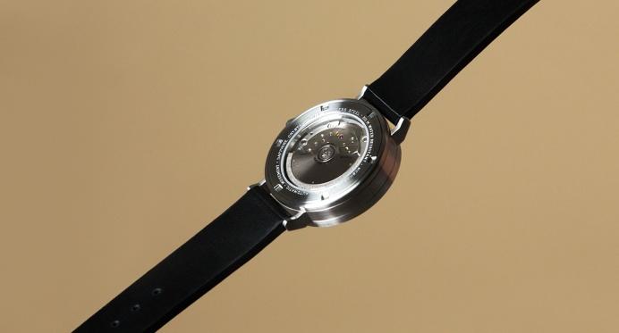 meshable Watches 003 Automatic kickstarter minimal beatiful modern germany mindsparkle mag