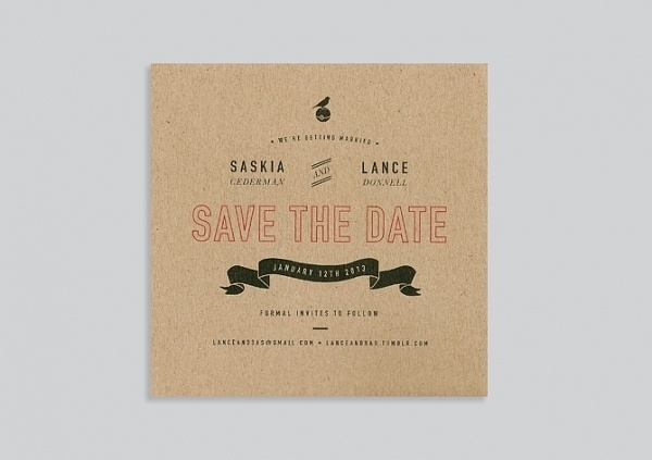 Sorbet #invite #stamp #save #branding #date #board #sorbet #box #the #invitations #wedding