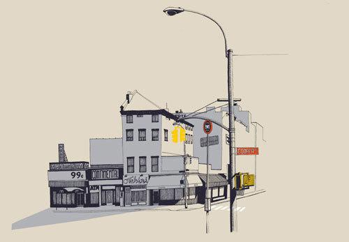jessie douglas illustration illustrator drawing #perspectives #drawings #illustration #douglas #jessie