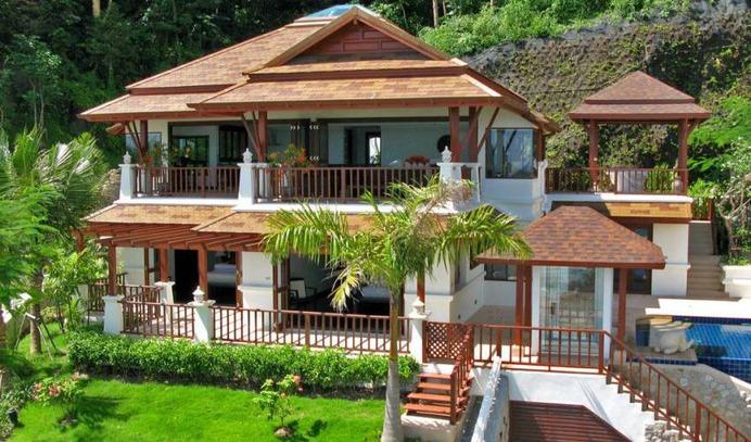 4 Bedroom Luxury Family Villa with Pool, Patong, Phuket, Thailand
