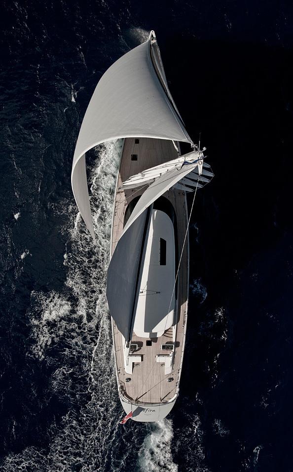 CJWHO ™ (Zefira Superyacht by Fitzroy Yachts Superyacht...) #design #interiors #yacht #zefira #fitzroy #yachts #sailing #photography #sports #superyacht #luxury