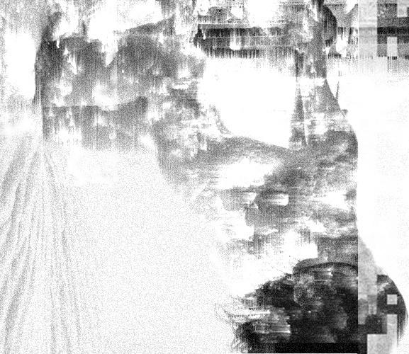 art of meomass #glitch #pattern