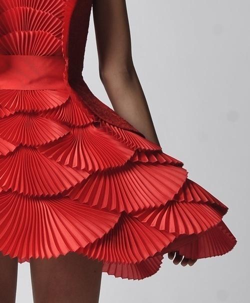 Fashion(House of Worth Haute Couture Spring 2012, vialarameeee) #fashion