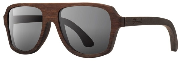 Shwood | Ashland | Rosewood | Wooden Sunglasses #glasses #wooden #sunglasses #wood #shwood #rosewood #ashland
