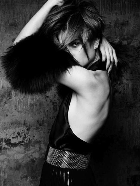 Bo Don by Gianluca Fontana for Harper's Bazaar Turkey #fashion #model #photography #girl