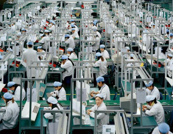 China by Edward Burtynsky #inspration #photography #art
