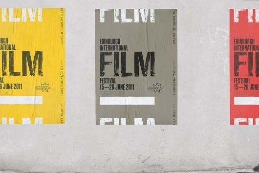 BERG – Recent Projects Showcase | September Industry #design #poster #film