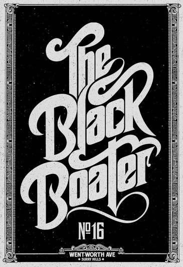 Eight Hour Day » Blog #type #lettering