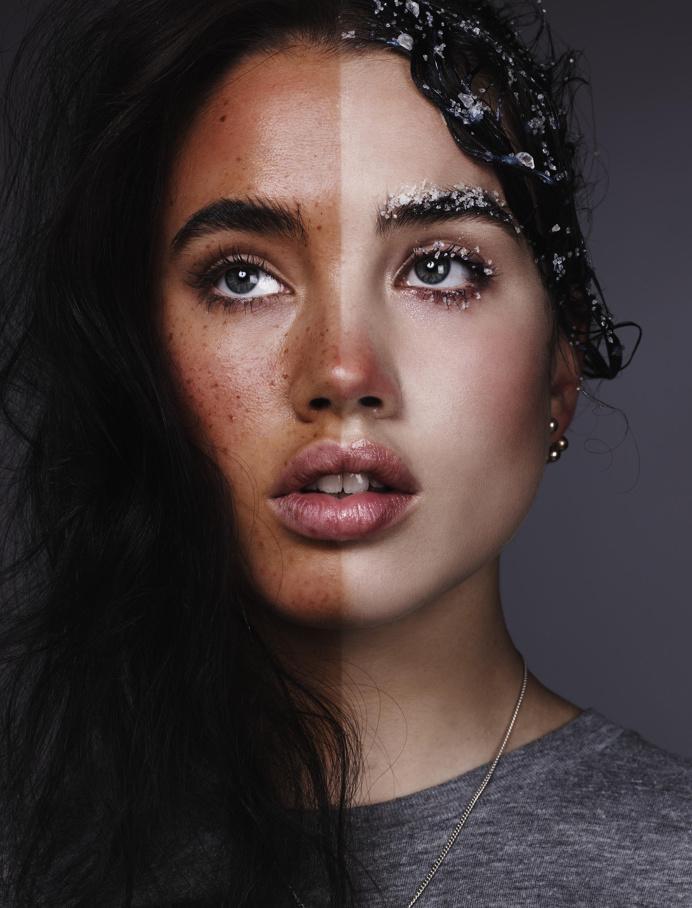 #summer #winter #warm #cold #makeup