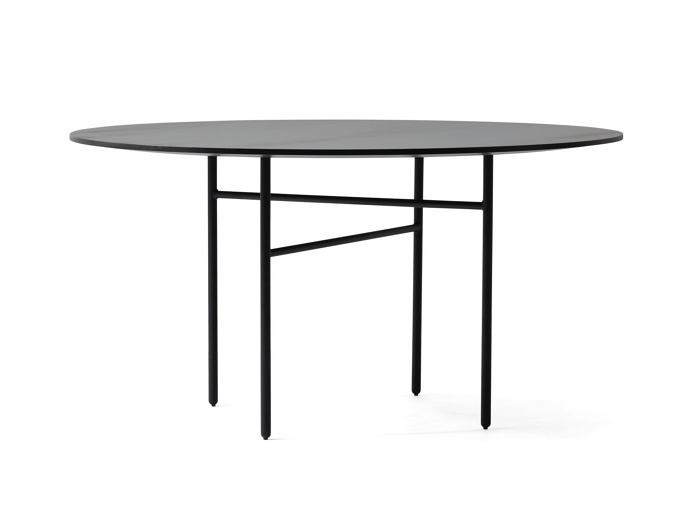 Snaregade Round Table by Norm.Architects for Menu. #snaregade #normarchitects #menu #table #minimalist