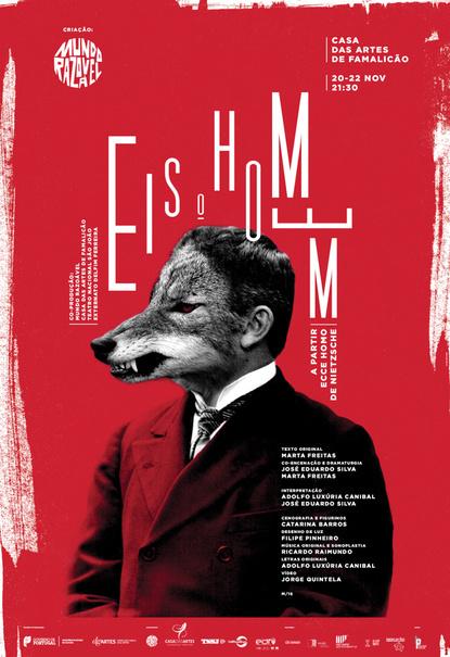 Baubauhaus. #type #red #poster #typography