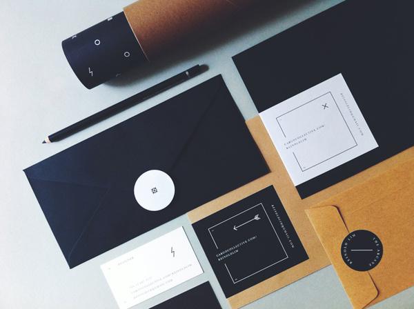 The Arcane - Reinold Lim's New Identity Design by Oddds #branding #brand #identity #minimal #elegant