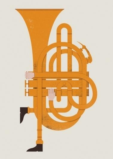 A-Z of Unusual Words #words #of #print #graphic #unusual #illustration #fanfaronade #z