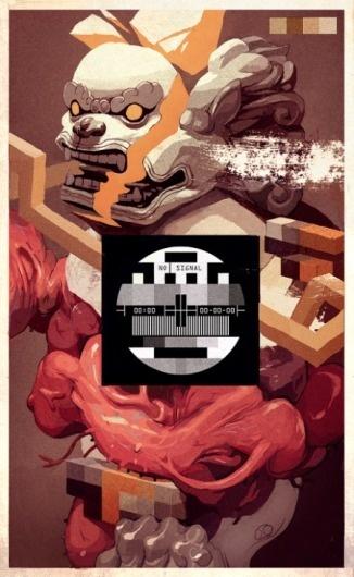 ISO50 Blog – The Blog of Scott Hansen (Tycho / ISO50) » The blog of Scott Hansen (aka ISO50 / Tycho) #illustration