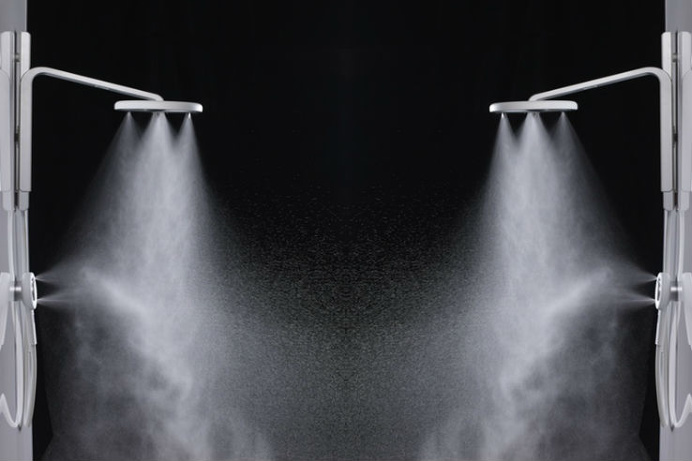 The game-changer of showers has arrived. Now you can save money and reduce your environmental impact in your daily routine! #design #product