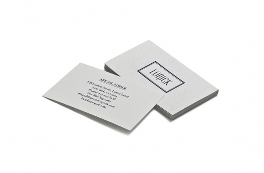 RoAndCo Studio #business #branding #fashion #york #type #cards #new