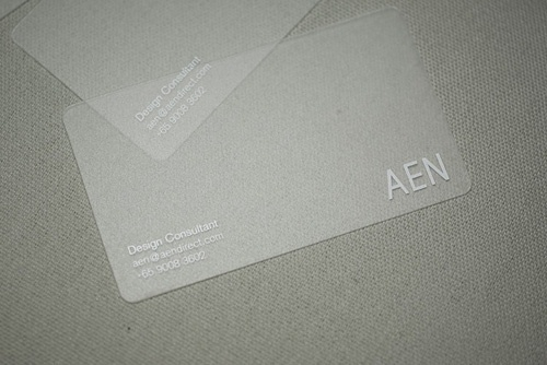 19 Wicked Good Business Card Design Examples - You The Designer | You The Designer