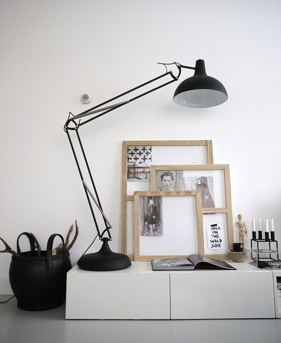 Trend Alert! Lamps in off places emmas designblogg #interior #design #decor #deco #decoration