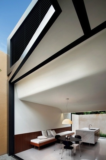 Skylight House | Australian Design Review #architecture