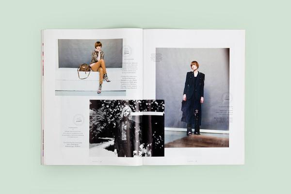 Magazine Layout Inspiration 3 #layout #magazine