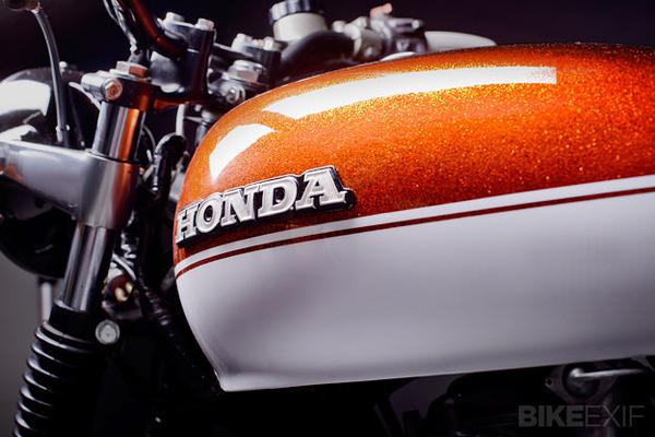 Honda CB550 #moto #honda