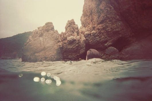 All sizes | Untitled | Flickr - Photo Sharing! #ocean #water #sea #vintage #blue #green